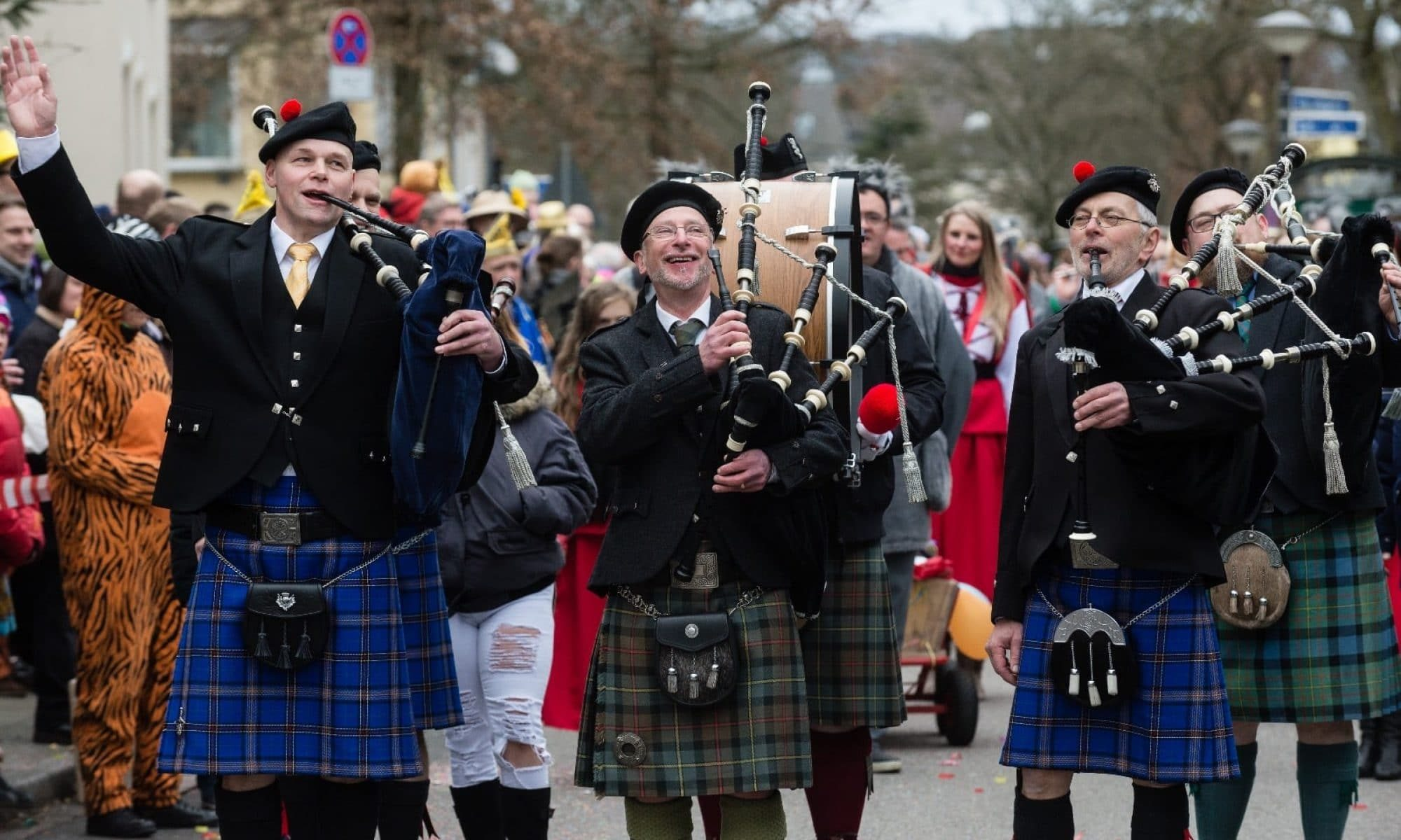 Pipe Band Repertoire | BAGPIPE COMPANY - Pipes & Drums